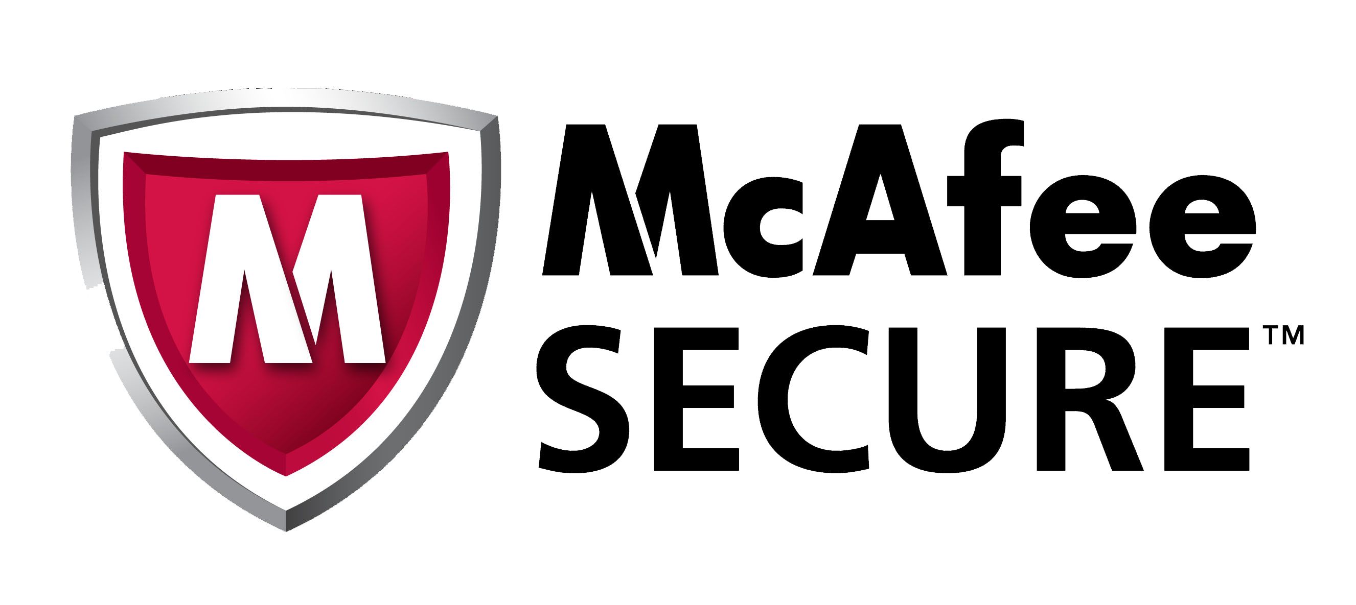 This website is secure with McAfee Secure