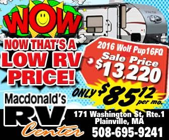 Wow! That's a Low RV Price! - banner ad